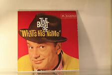 JACK PAAR - THE BEST OF WHAT'S HIS NAME - VG LP VINYL  BUY 1 LP GET 1 LP FREE