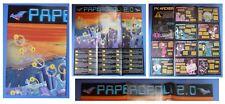 PK Hacker poster Paperopoli 2.0 inserto allegato PK PKNA Pikappa Paperinik