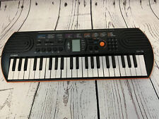 Casio SA-76 Portable Mini Keyboard Piano Organ Play anywhere