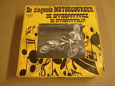 45T SINGLE TELSTAR / DE ZINGENDE MOTORCOUREUR