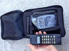 Mercedes Oki Um9032 Brick wireless Phone & Case Mobile Vintage Collectible Rare