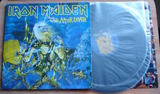 IRON MAIDEN LIVE AFTER DEATH 2XLP 1985 UK EMI A2B2A1B1 NWOBHM UNSPLIT INNERS