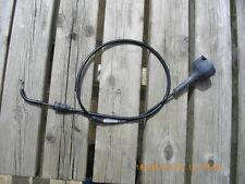 YamahaYZ125 K L N throttle cable gen 1983 84 85 EVO twinshock YZ125  vintage 24X