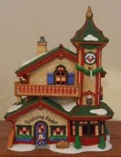 Dept 56 Spielzeug Laden in Box ~ 56192 Retired Alpine Village Toy Store Repairs