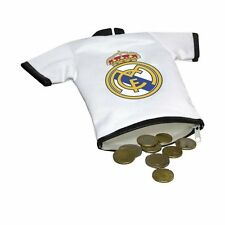 Real Madrid Münzbeutel Real in form Trikot Fanshop Champions League Spain new