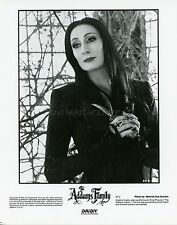 ANJELICA HUSTON THE ADDAMS FAMILY 1991 PHOTO ORIGINAL #21 MELINDA SUE GORDON
