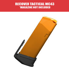 Recover Tactical Magazine Clip For Glock 43 Mag With Finger Extension - MC43