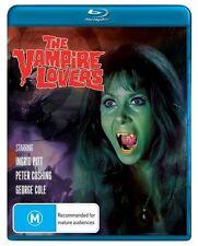 The Vampire Lovers (Blu-ray, 2011)