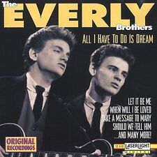New: THE EVERLY BROTHERS- All I Have To Do Is Dream CD