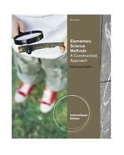 NEW - Free Ship - Elementary Science Methods by Martin (6 Ed) - 9781111305437