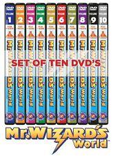 Mr. Wizard's World Gift Set, Volumes 1-10