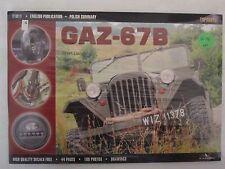 Kagero Book: GAZ-67B (TopShots)