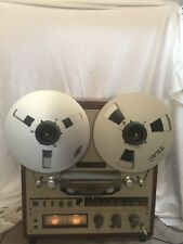 TEAC X-10R Reel-to-reel Auto Reverse Tape Recorder 10 1/2in