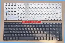 For MSI CX705 CX720 FX603 FX610 FX620 FX620DX A6500 P600 FR600 Russian Keyboard