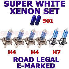 RENAULT TWINGO pour 2007 + Set h4 h4 h7 501 W5W Ampoule phare xénon halogène