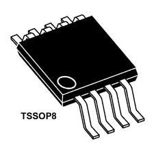 5 x DEL Nxp Affichage Contrôleur PCA9533DP/01,118, 4-Segments, 2.5 V, 3.3 V, 5 V, 8-P
