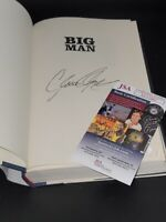 Clarence Clemons  BIG MAN Book  Signed  1st Edition/Printing JSA Authenticated