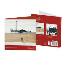 LS Lowry 8 Notecards with Envelopes