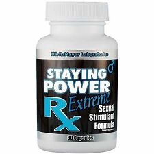 STAYING POWER EXTREME  Male Enhancement Pills & Sexual Performance