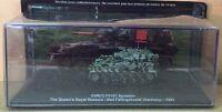 DIE CAST TANK  CVR(T) FV101 SCORPION GERMANY - 1993 1/72