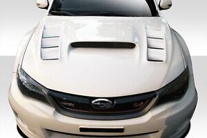 08-11 Subaru Impreza GT Concept Duraflex Body Kit- Hood!!! 104656