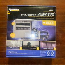 New Reliance 310crk Pro Tran Ii Transfer Switch Kit New In Box