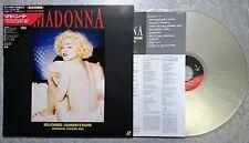 MADONNA BLOND AMBITION JAPAN TOUR 90 1990 WPLP-9044 w/OBI Japanese Laserdisk