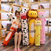 Cartoon Plush Toys Animal Cute Long Soft Toys Sleeping Pillow Stuffed Gift Doll