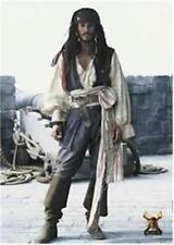 PIRATES OF THE CARIBBEAN ~ DEAD MAN'S CHEST JACK CASTLE 27x39 MOVIE POSTER