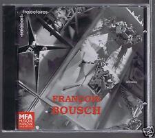FRANCOIS BOUSCH CD NEW PLUIE LUMIERES/ FISSIONS D'ECHOS/ SPIRALES INSOLITES