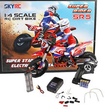 Genuine! SKYRC SR5 1/4 Scale Dirt Bike Electric RC Motorcycle Brushless RTR K0A5