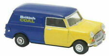 Oxford Diecast 76MV024 Austin Morris British Coal Mini Van OO Gauge 1:76 NEW