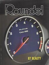 ROUNDEL ~ BMW (Sep 2010)Alpina B7 Returns, Le Mans 2010, BMW Megacity Project~S5