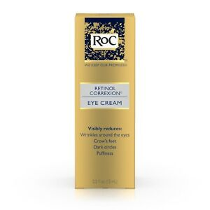 RoC Retinol Correxion Anti-Aging Eye Cream 0.5 fl oz 15ml EXP: 2021/08