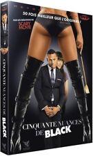 DVD *** CINQUANTE NUANCES DE BLACK ***   ( neuf sous blister )