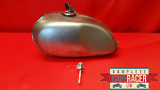 CAFE RACER STYLE FUEL TANK / PETROL TANK, CAP AND TAP WITH KEY