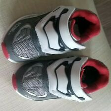 Stride Rite Star War Boy's Shoes Size 8.5 Red Gray Storm Trooper