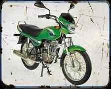 Bajaj calibre 115 04 03 A4 Metal Sign moto antigua añejada De