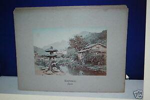 Japan Ethnologie Fotografie Fotokunst Nagasaki