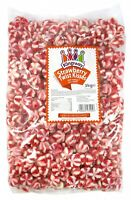 KINGSWAY STRAWBERRY TWIST KISSES SWEETS SWEETS CANDY EASTER PRESENT
