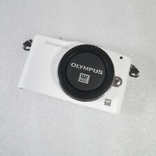 Olympus PEN E-PM1 12.3MP Digital Camera Body Only Defective As Is for Parts