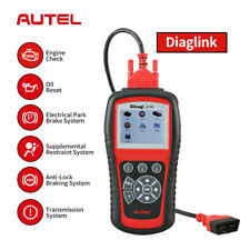 Autel DiagLink OBD2 All System Diagnoses Erase DTCs ABS SRS Engine Trans Reader