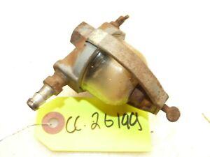 Cub Cadet 122 125 128 147 149 169 127 Tractor Gas Fuel Tank Sedimetn Bowl