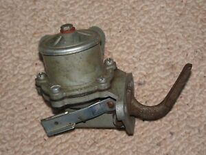 NOS mechanical fuel pump BMC Austin Healey frogeye Sprite A35 MG Midget petrol
