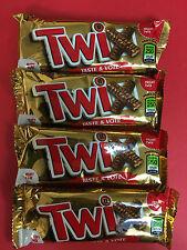 Twix 4ct Candy Bar Set - Cookie Caramel & Milk Chocolate - FREE SHIPPING