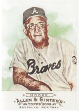 2009 Topps Allen and Ginter Baseball #128 Red Moore Negro League
