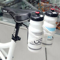 Bicycle Alloy Road MTB Bike Bicycle Cycling Dual Water Bottle Holder Rack Cage