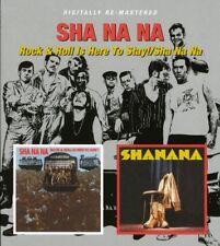 Sha Na Na - Rock & Roll Is Here to Stay / Sha Na Na [New CD]