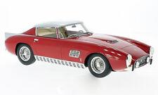 Ferrari 410 Superamerica SCAGLIETTI Coupe 1957 rouge/argent 1:18 CMF >> NEW <<