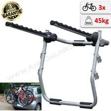 Menabo Biki Fahrradträger für Heckklappe für 3 Fahrräder Heckträger